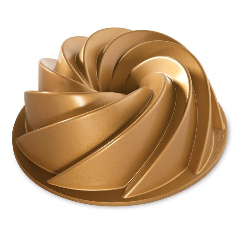 Bundt Pan Gold Heritage 10 Cup-2