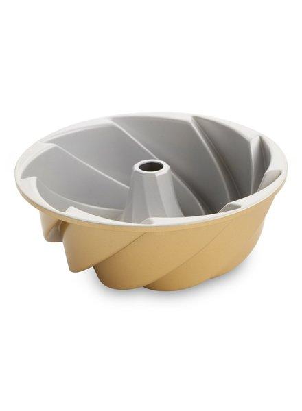 Nordic Ware Bundt Pan Gold Heritage 10 Cup