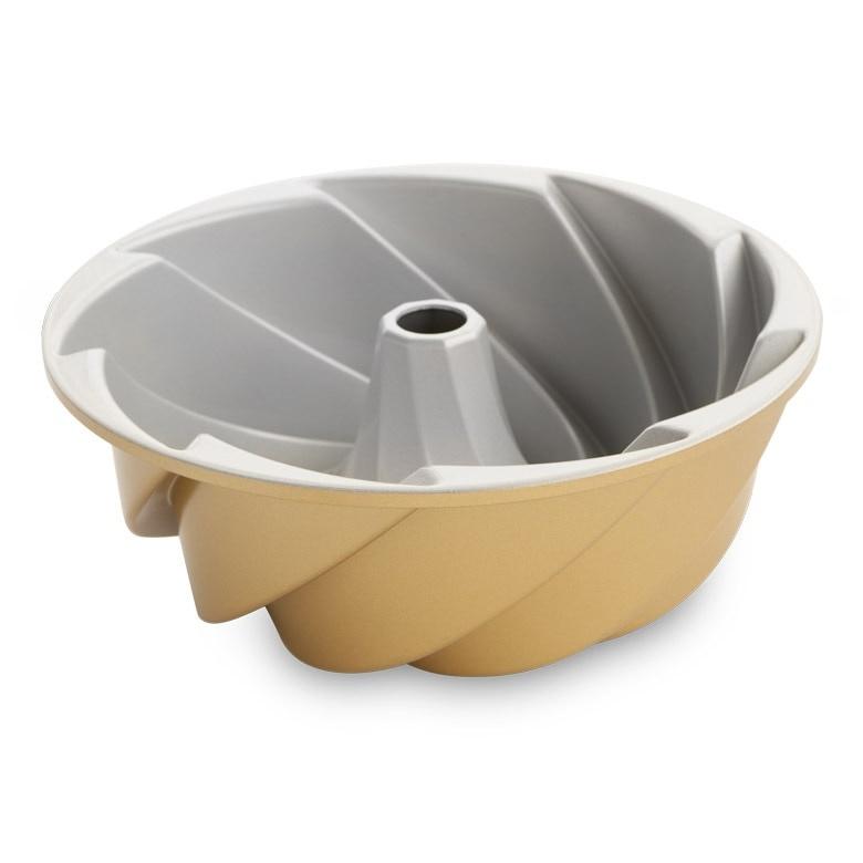 Bundt Pan Gold Heritage 10 Cup-1