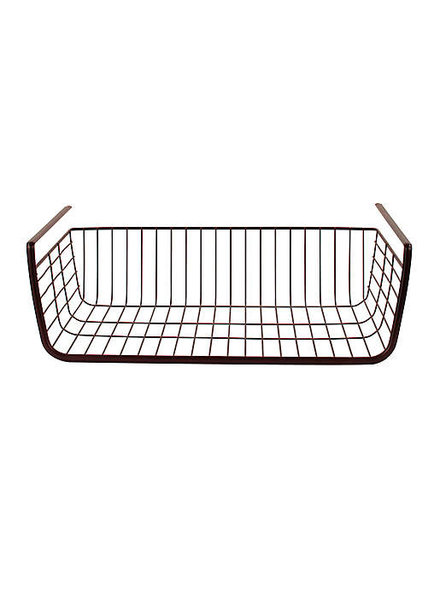 Basket Over Shelf Med