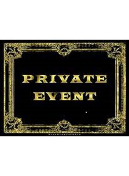 09/11/21 Private Event