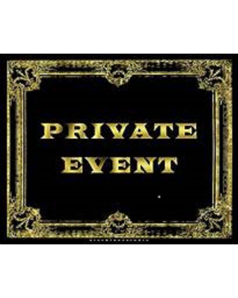 08/13/21 Private Event