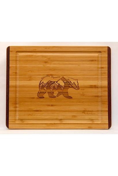 Pakka RB Cutting Board SM Bear