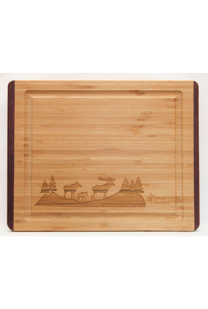 Pakka RB Cutting Board SM Moose