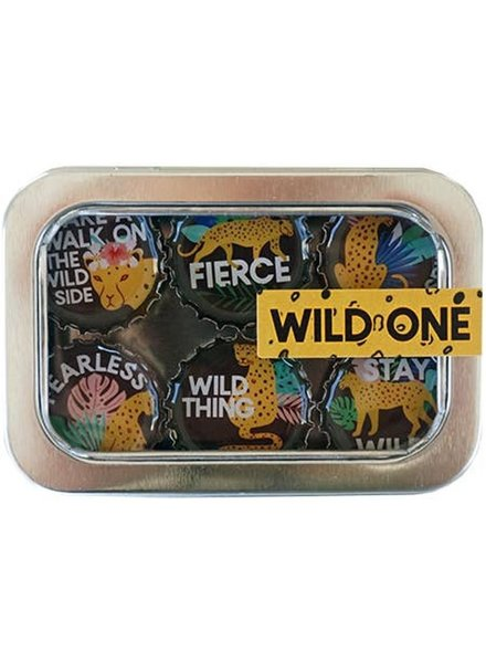 Kate's Magnets Magnet Set Wild One