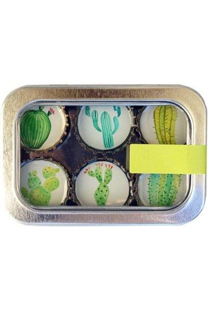 Magnet Set Cactus