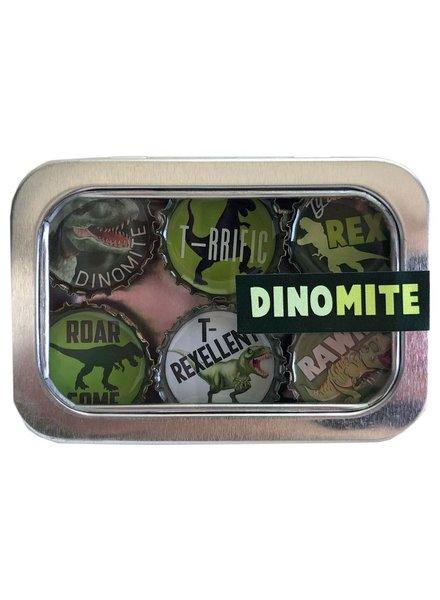 Kate's Magnets Magnet Set Dinomite