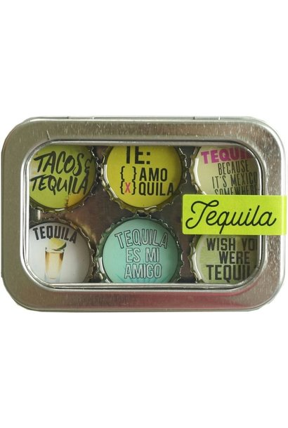 Magnet Set Tequila