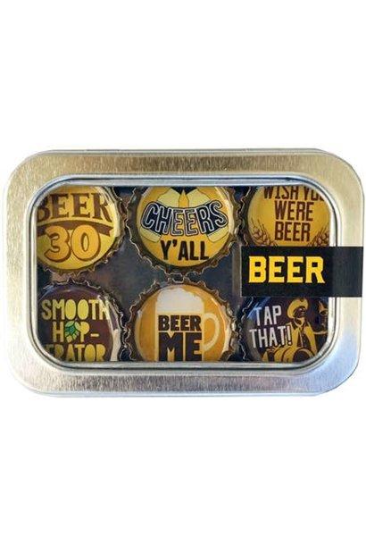 Magnet Set Beer
