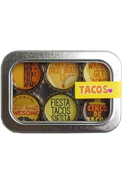 Magnet Set Tacos