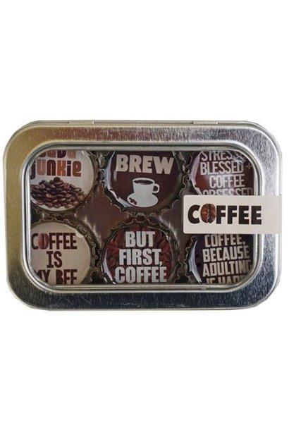 Magnet Set Coffee