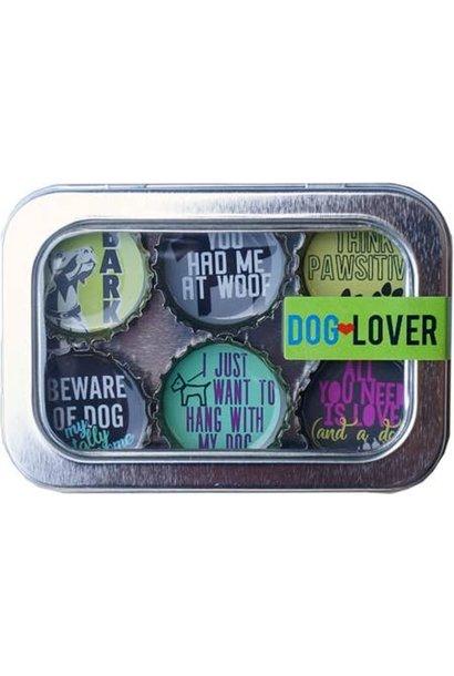Magnet Set Dog Lover