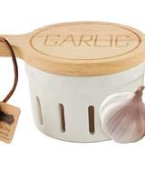 Garlic Chop N Store Set