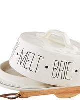 Mud Pie Bistro Brie Baker