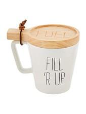 Fill Mug And Coaster Set