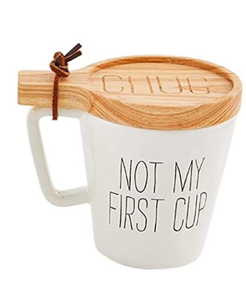 Chug Mug And Coaster Set