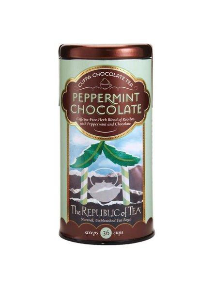 Republic of Tea Dessert Tea Cuppa Chocolate Peppermint Chocolate