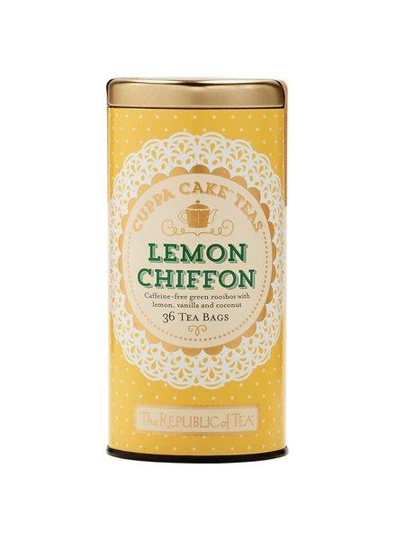 Republic of Tea Dessert Tea Cuppa Cake Lemon Chiffon