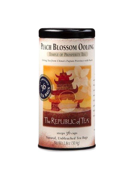Republic of Tea Oolong Tea Peach Blossom