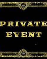 10/01/2021- Private Event