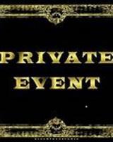 Private Event- 10/01/2021