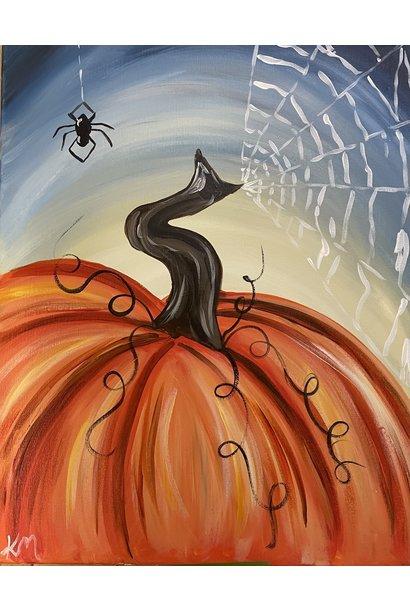10/29/21- Paint Post Halloween Collaboration