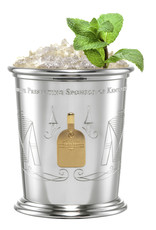 From the Vault Woodford Reserve $1,000 Mint Julep Silver Cup