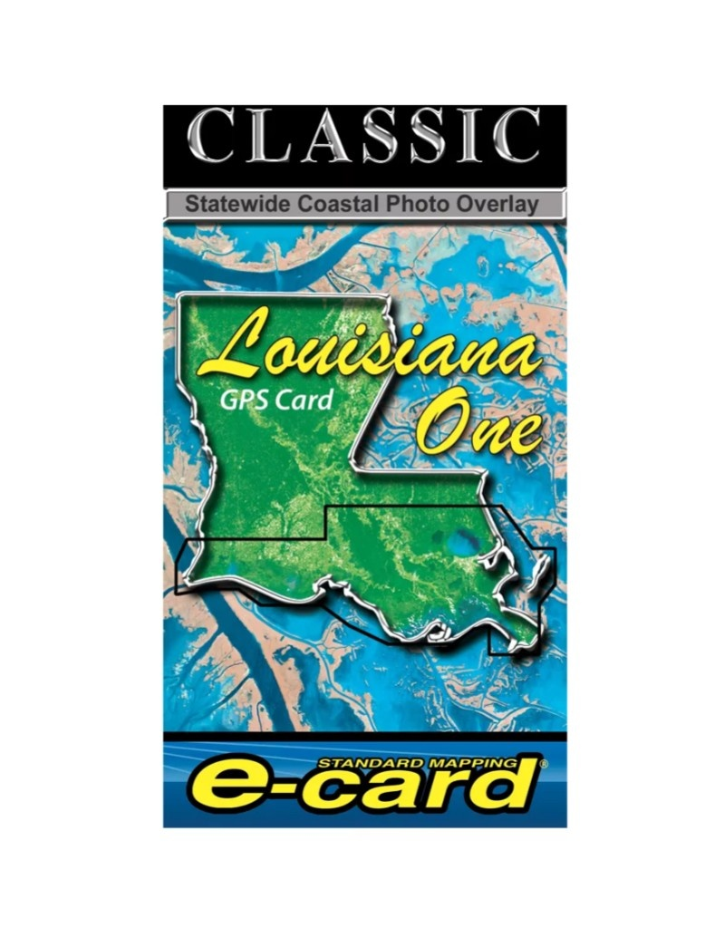 Lowrance Mapping Cards