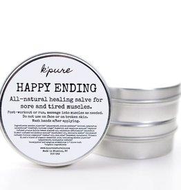 K'PURE HAPPY ENDING MUSCLE SALVE