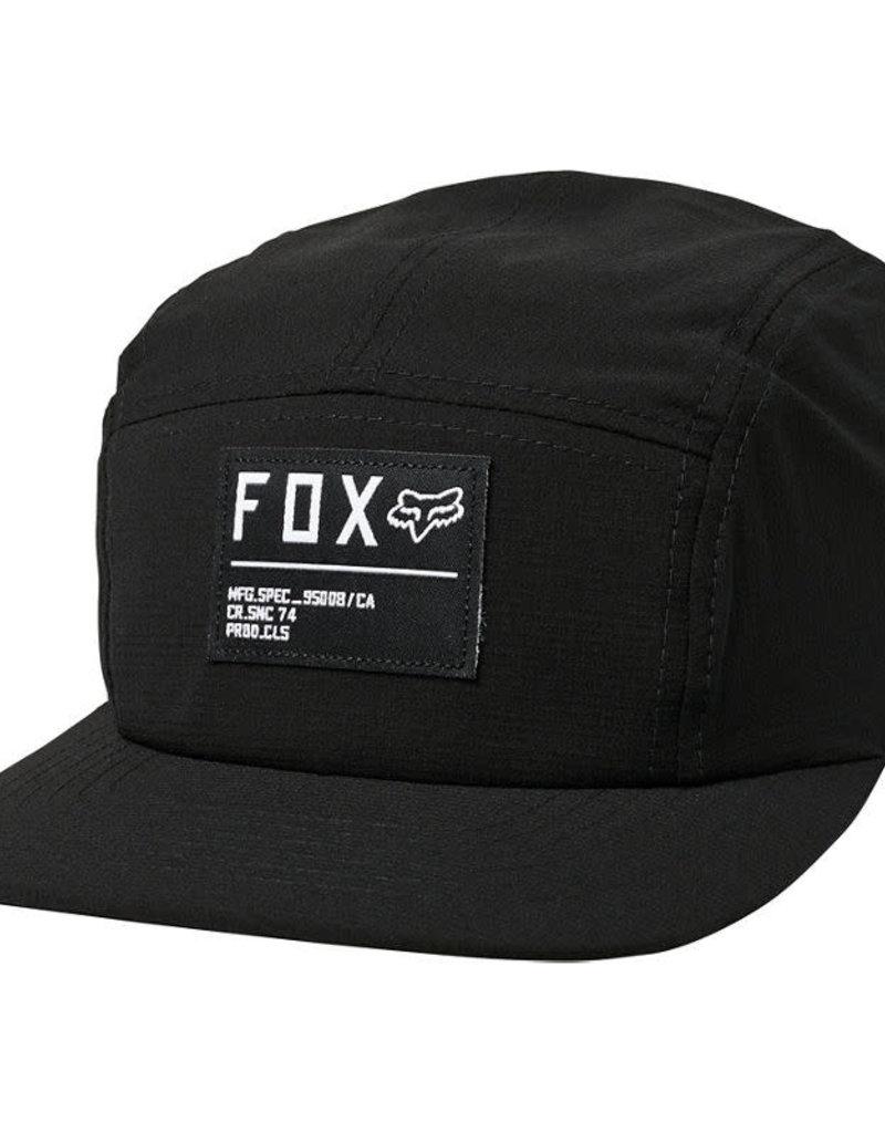 FOX NON STOP 5 PANEL HAT
