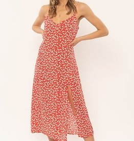 AMUSE SOCIETY Mai Slip Woven Dress