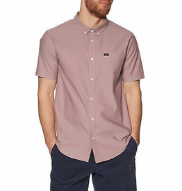 RVCA THAT'LL DO STRETCH BUTTON UP S/S