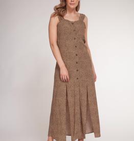 DEX LONG DRESS WITH SLITS
