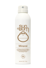 SUN BUM SB MINERAL SPRAY