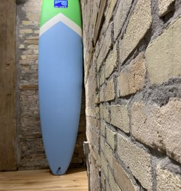 "BLU WAVE SUP LAKE LOG SOFT TOP 9' X 24"" SOFT TECH LONGBOARD"
