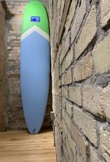 BLU WAVE SUP LAKE LOG 7.0 SOFTY SURFBOARD - (BWS001B)