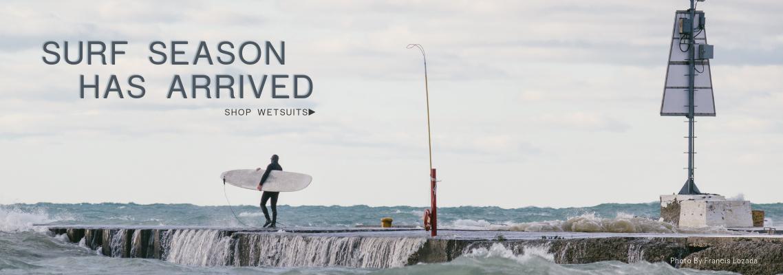 SURF SZN - Westsuits