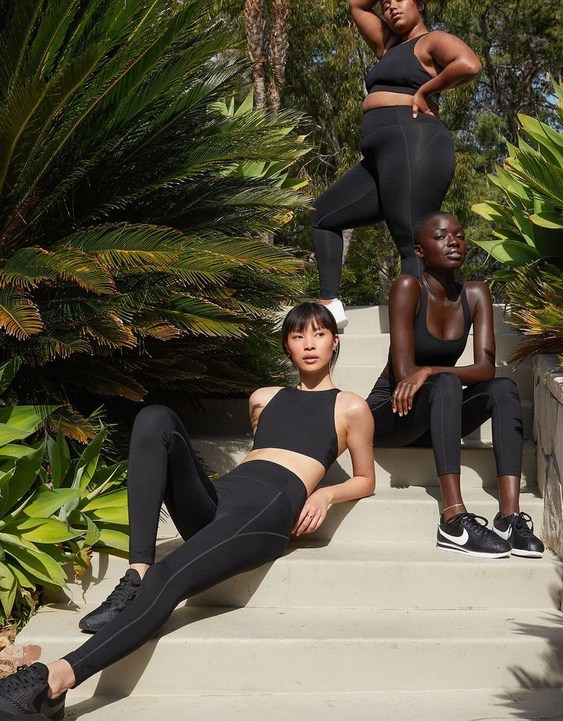 GIRLFRIEND COLLECTIVE HIGH RISE COMPRESSIVE LEGGING
