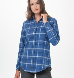Ten Tree WOMEN'S LUSH FLANNEL SHIRT