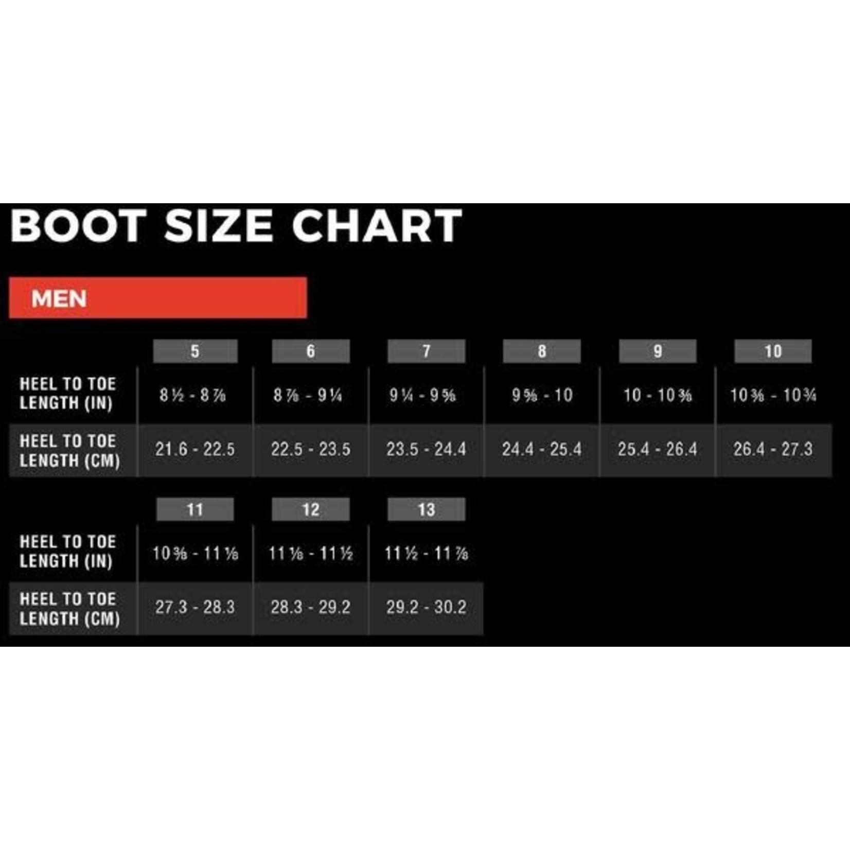 Xcel INFINITI ROUND TOE BOOT 8mm
