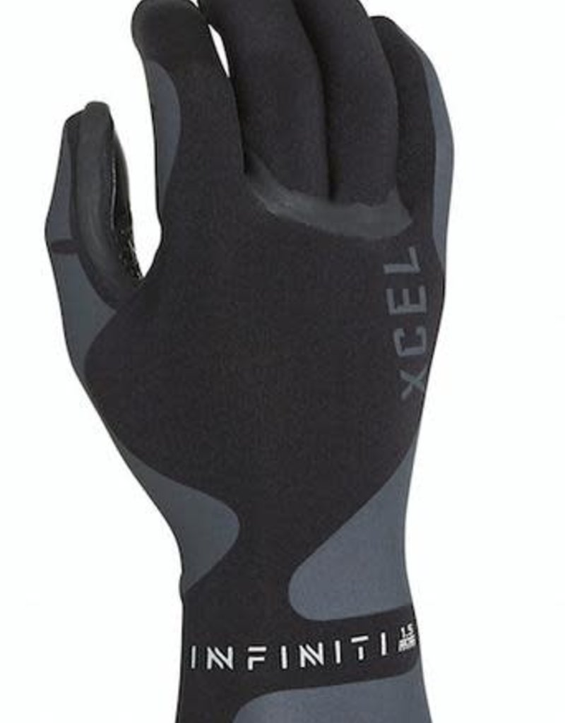 Xcel INFINITI 5-FINGER GLOVE 5mm
