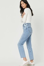 Mavi STAR RETRO ICONIC HIGH RISE MOM JEAN