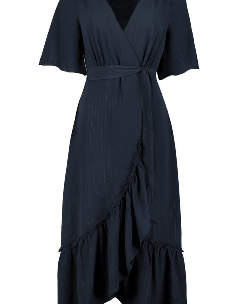 BISHOP + YOUNG RENEE WRAP DRESS