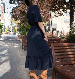 BISHOP + YOUNG RENEE WRAP DRESS