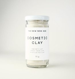 THE NEW NEW AGE COSMETIC CLAY