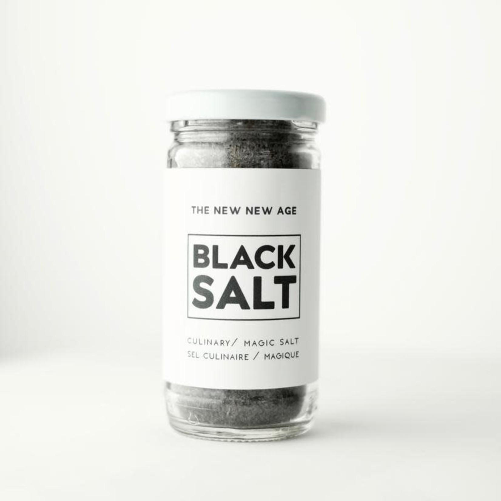 THE NEW NEW AGE BLACK SALT