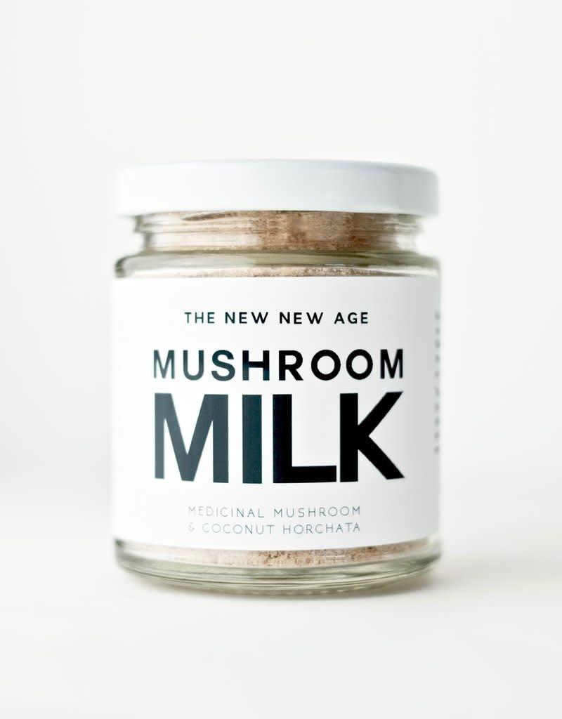 THE NEW NEW AGE MUSHROOM MILK