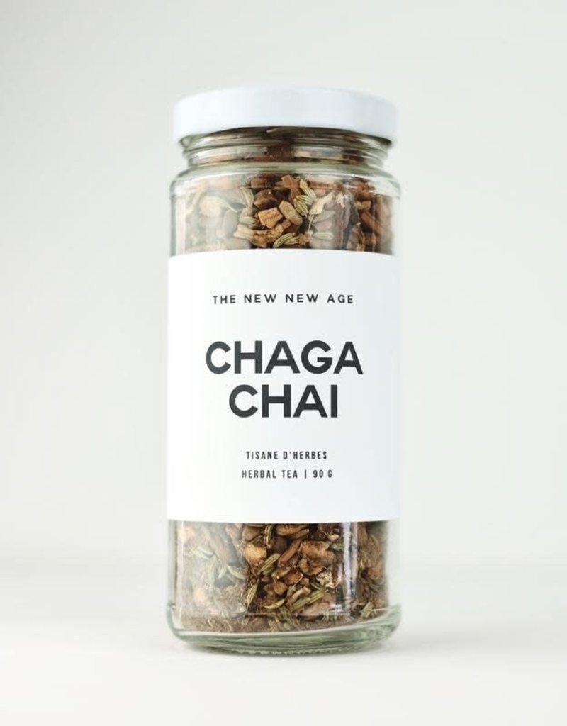 THE NEW NEW AGE CHAGA CHAI - HERBAL CHAI