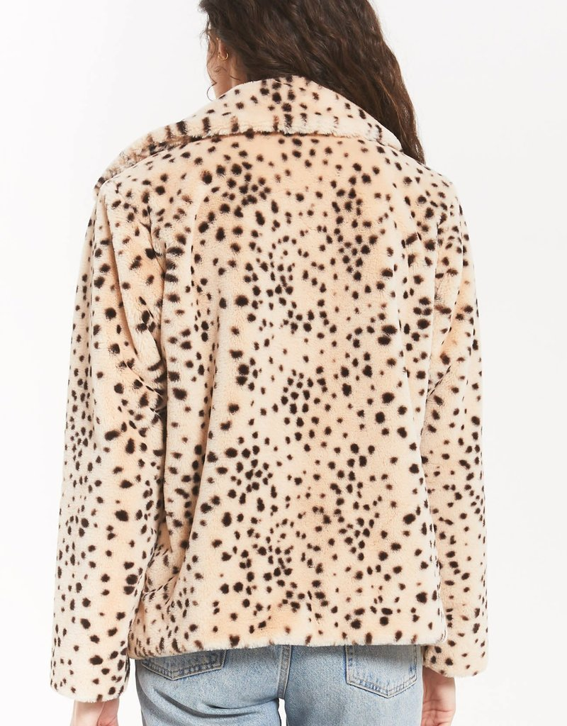 Z SUPPLY ZS - ASTER DOT JACKET