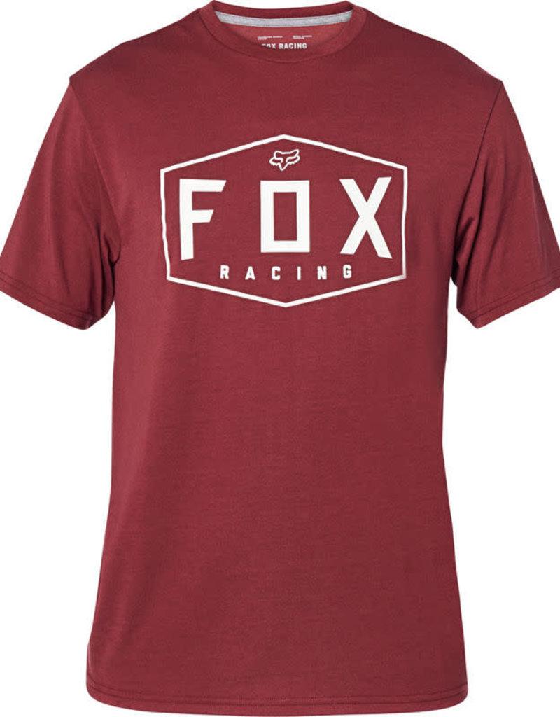 FOX CREST SS TECH TEE